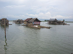 Sengkang's Floating Village scenery.jpg