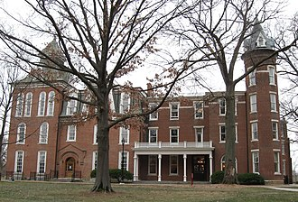 Stephens College - Image: Senior Hall