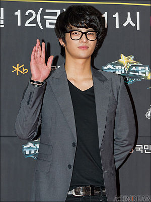 Mnet Asian Music Award for Best OST - Image: Seo In guk from acrofan