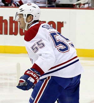 Sergei Gonchar - Gonchar in 2015 with the Montreal Canadiens