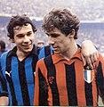 Serie A 1979-80 - AC Milan v Inter Milan - Giuseppe and Franco Baresi.jpg