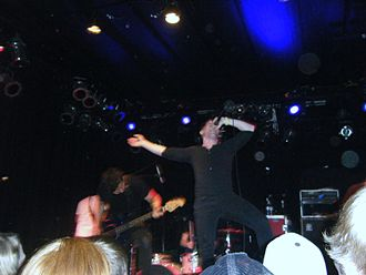 Set It Off (band) - Set it Off performing at Vinyl Music Hall in Pensacola, FL