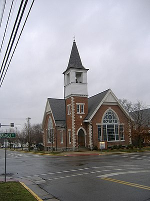 Seymour, Indiana - First Presbyterian Church