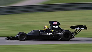 Shadow DN1 - Shadow DN1 at Barber Motorsport park
