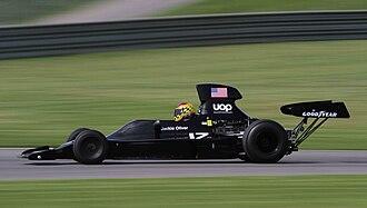 Shadow DN1 - Shadow DN1 at Barber Motorsport park