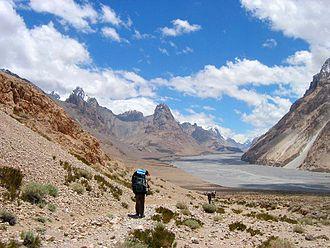 Trans-Karakoram Tract - Shakshgam Valley