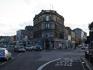 Shawlands Human settlement in Scotland
