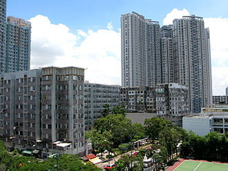 Shek Kip Mei - Image: Shek Kip Mei Buildings 2009