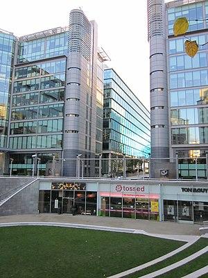 Pell Frischmann - Sheldon Square, Paddington Central