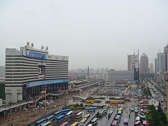 Shenyang North railway station - Shenyang North railway station