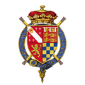 Shield of arms of Henry Fitzalan-Howard, 15th Duke of Norfolk, KG, GCVO, VD, PC.png