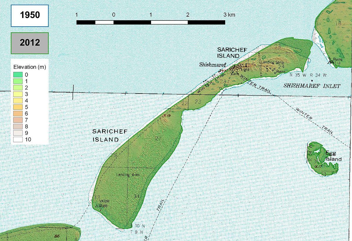 Sarichef Island - Wikipedia