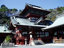 Photograph of Shizouka Sengen Shrine