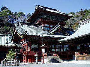Shizuoka Sengen Shrine Ohaiden