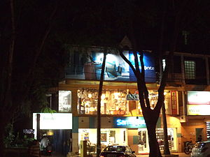 Indiranagar - Hundred Feet Road, Indiranagar: Shop till you drop