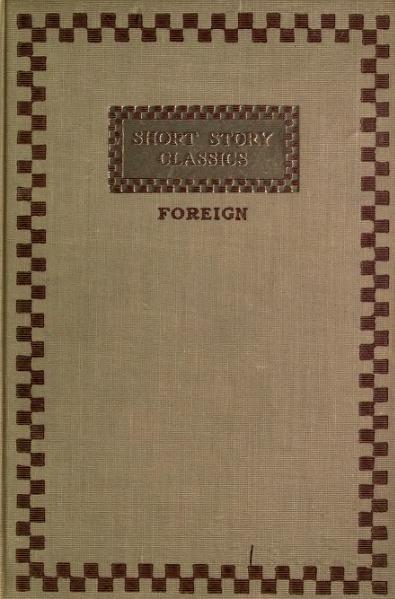 File:Short Story Classics (Foreign, Volume 4, French I, Collier, 1907).djvu