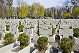 Sicz Riflemen Monument on Yanivsky cemetery.jpg
