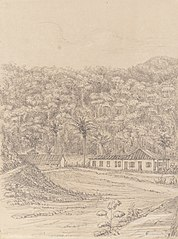 Side View of the Presidencia Petropolis 24th October 1854