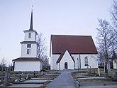Fil:Sidensjö kyrka.jpg