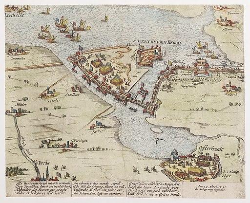 Siege of Geertruidenberg 1593