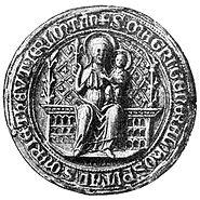 Siegel Grossmeister Deutschritterorden