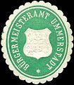 Siegelmarke Bürgermeisteramt Ummerstadt W0311183.jpg