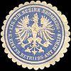 Siegelmarke Eisenbahn Direktions Bezirk Bromberg - Königliches Eisenbahn Betriebs - Amt Berlin W0219505.jpg