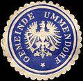 Siegelmarke Gemeinde Ummendorf W0219754.jpg
