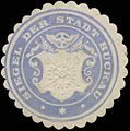 Siegelmarke Siegel der Stadt Buckau W0345674.jpg