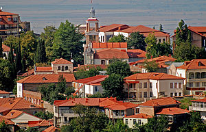 Kakheti - Signagi is becoming an important cultural center in the region