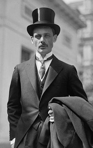 Campbell Stuart - Stuart in 1923