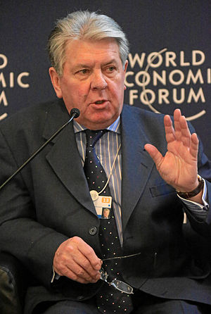 David Wright (British diplomat) - Wright at the World Economic Forum Annual Meeting in 2013