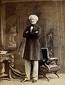Sir James Ranald Martin. Photograph by Ernest Edwards, 1867. Wellcome V0028416.jpg