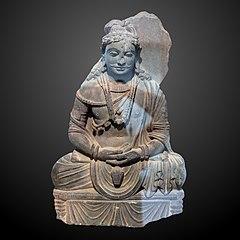 Sitting Maitreya-AO 2910