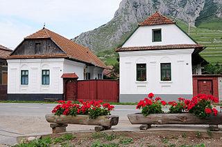 Rimetea Commune in Alba, Romania