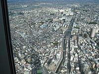 Skytree View on Tokyo 04.JPG