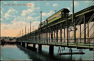 Slades Ferry Bridge bridge in United States of America