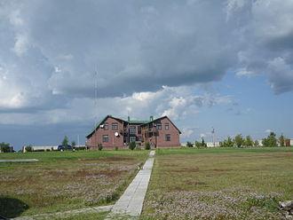 Sladkovsky District - Sladkovo wildlife reserve lodge