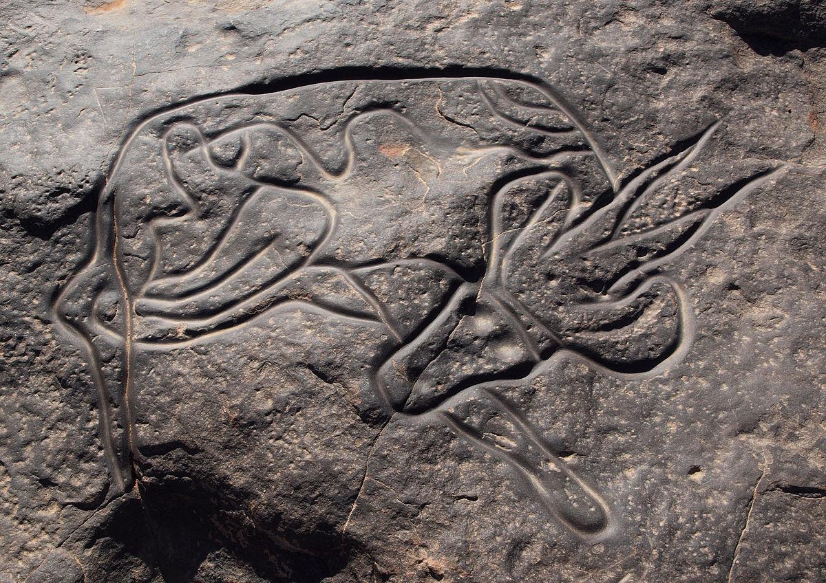 Gravures rupestres du Tassili — Wikipédia