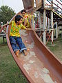 Slippery Dip - Science City - Kolkata 2004-12-09 03620.JPG