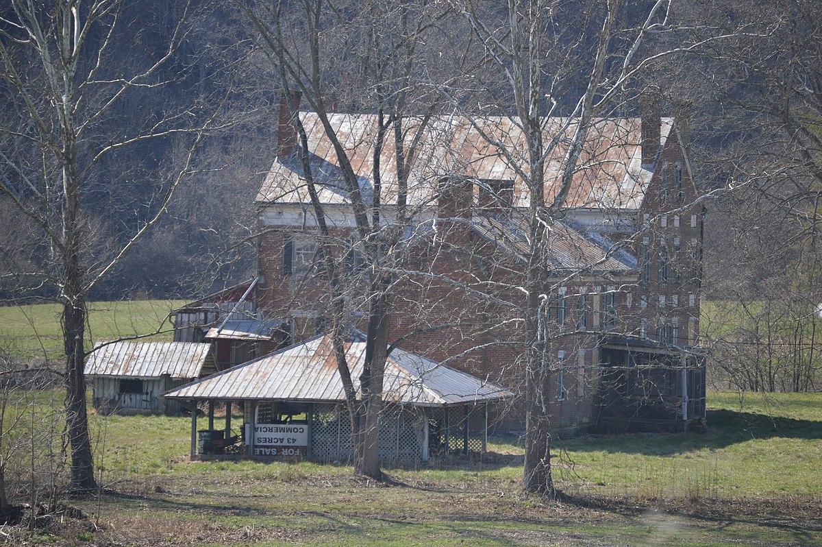 Preston house marion virginia wikidata for Preston house