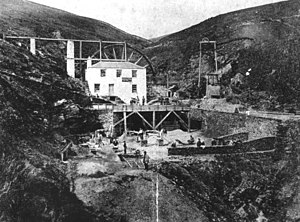 Snaefell Mine - Snaefell Mine