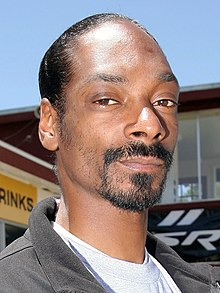 Snoop Dogg en junio de 2008