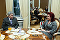 Solvita Āboltiņa tiekas ar Baltkrievijas vēstnieku (6470980261).jpg