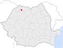 Somcuta Mare in Romania.png
