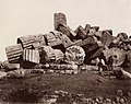 Sommer, Giorgio - Tempel der Juno bei Selinunte (Zeno Fotografie).jpg