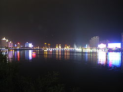 Songhua river(jilin-night).JPG