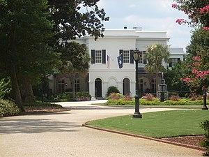 South Carolina Governor's Mansion - Image: South Carolina Governor's Mansion, 800 Richland St., columbia (Richland County, South Carolina)