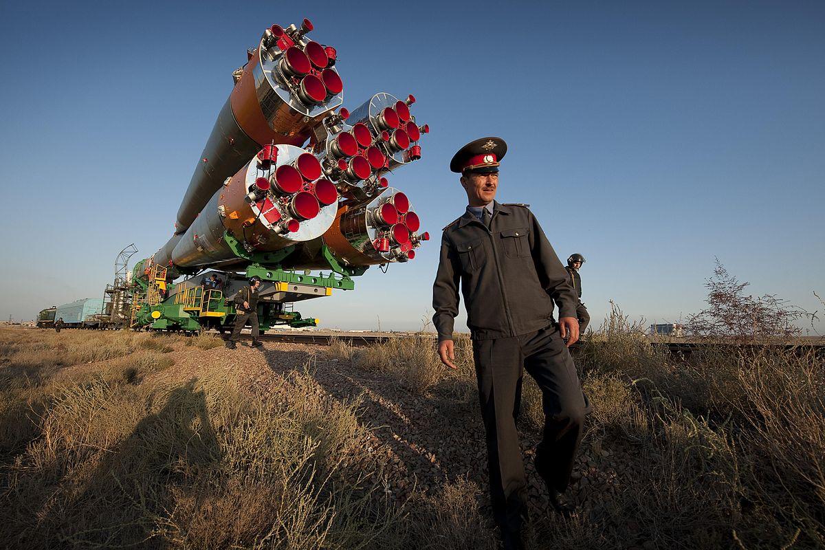 russian spacecraft soyuz - photo #28