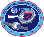 SpaceX CRS-7 Patch.png